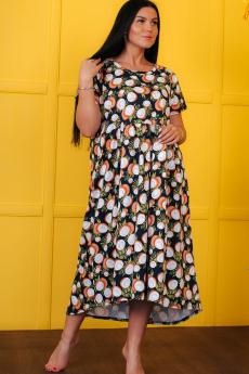 Платье с кокосами Натали