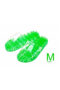 Новинка: тапочки массажные «акупунктура» m Bradex
